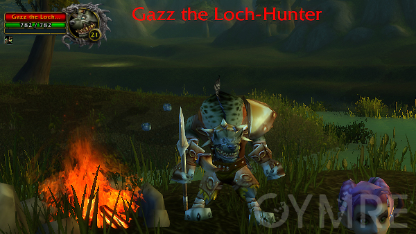 gazz the loch hunter 21 Wetlands Rares