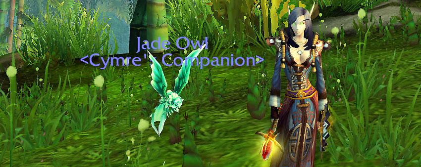 Jade Owl - jewelcrating pandaria