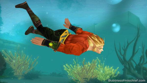 Aquamanswim