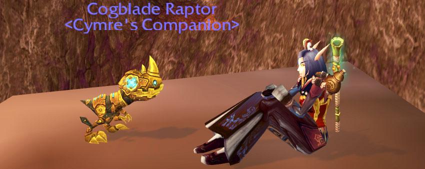 Cogblade Raptor