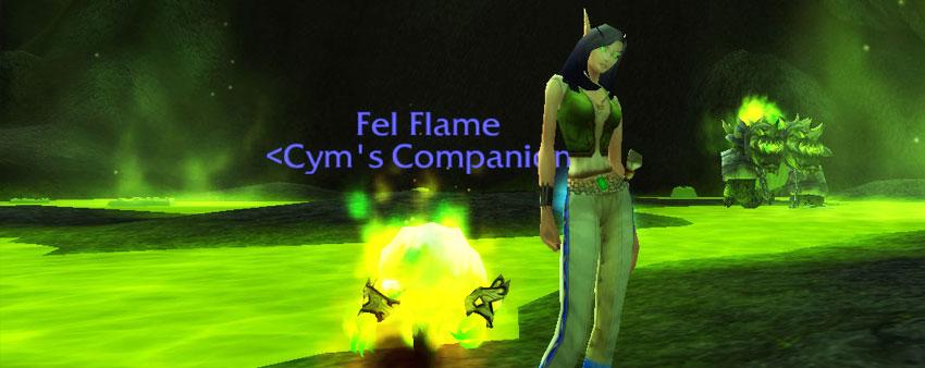 Fel Flame