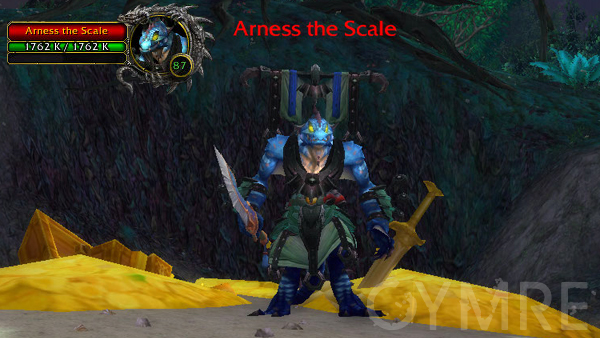 Arness the Scale