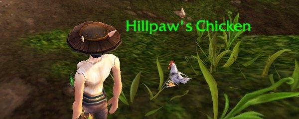 Hillpaw's Chicken