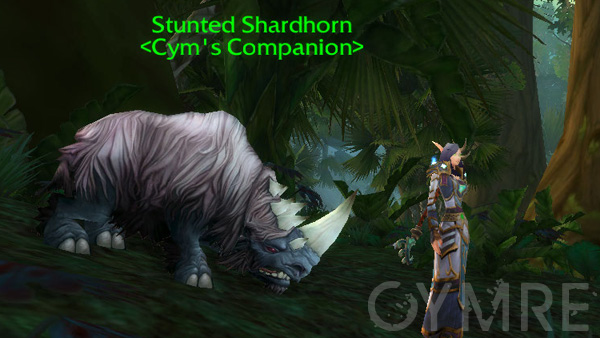 Stunted Shardhorn