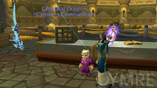 Celestial Dragon-play