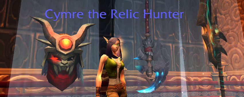 the Relic Hunter title