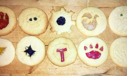 Pet Battle Cookies
