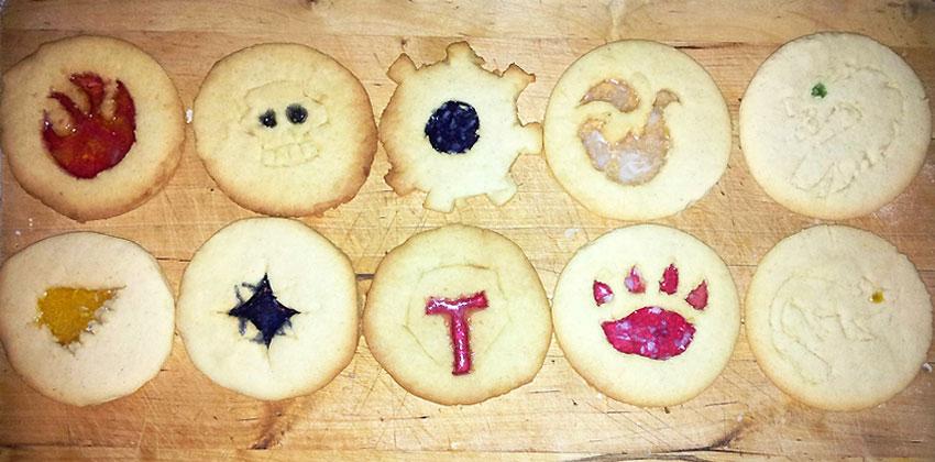 Pet Battle Cookies
