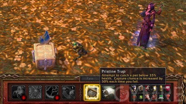 Pristine-Trap