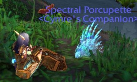 Spectral Porcupette