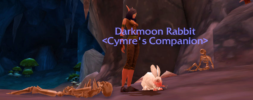 Darkmoon RabbitPet Darkmoon Mounts and Pets