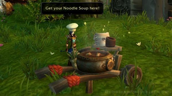 Noodle Carts