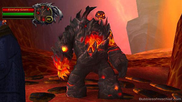 Firefury Giant