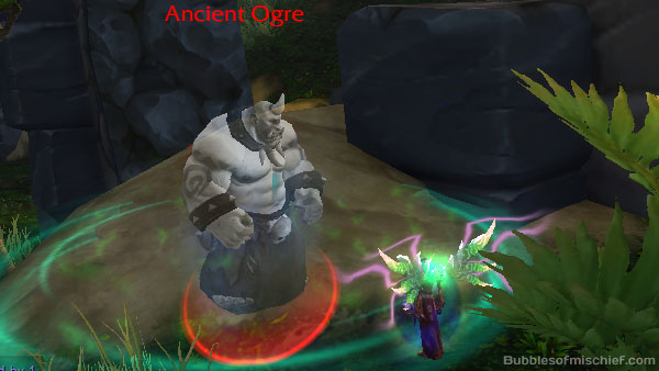 Ancient Ogre Draenor Archaeology