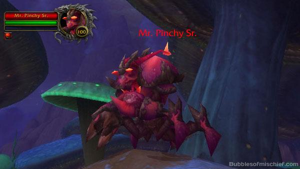 Mr Pinchy Sr