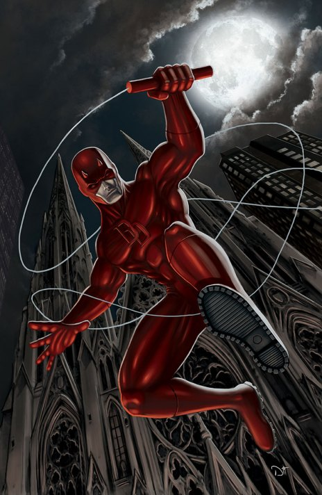 Daredevil by David Ocampo