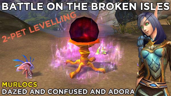 BattleMurlocs2 Power-Levelling on the Broken Isles