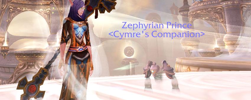Zephyrian Prince