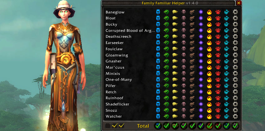 Family Fighter addon