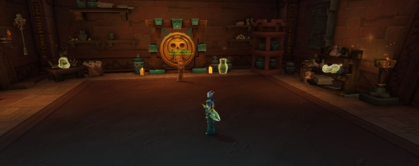 archpristine3 Archaeology in Battle for Azeroth