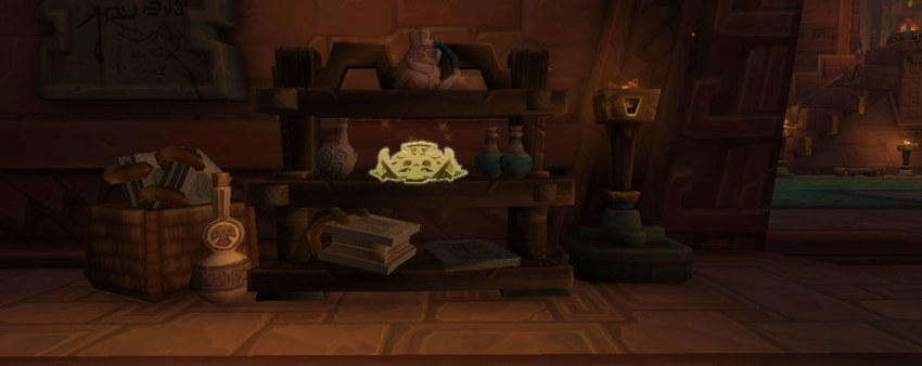 archtrophy2 Archaeology in Battle for Azeroth