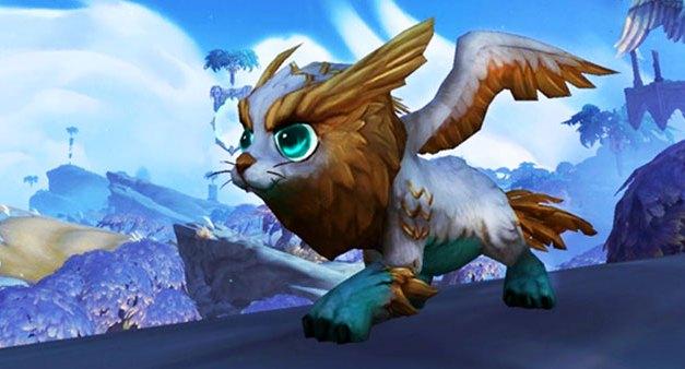Shadowlands Battle Pets