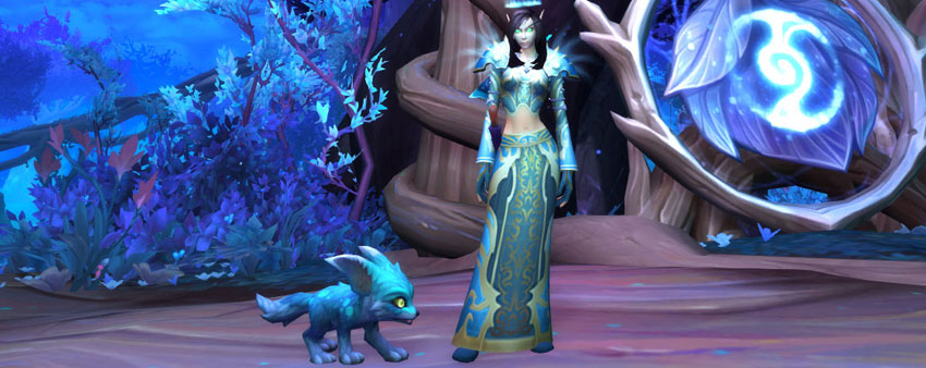 dodger pet - shadowlands treasures