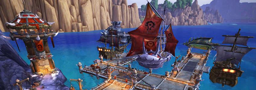 horde garrison shipyard