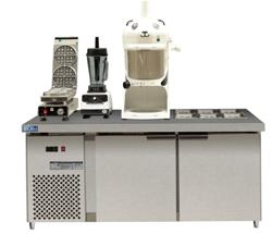 kitchen aid ice maker stainless steel carts bincan制冰机bx 150a w bx 210a 260a 品牌 价格 图片 型号 酒店 工作台式制冰机