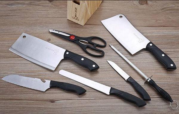 kitchen aid knives distressed cabinets 厨房刀具_新闻搜索-酒店及餐饮在线