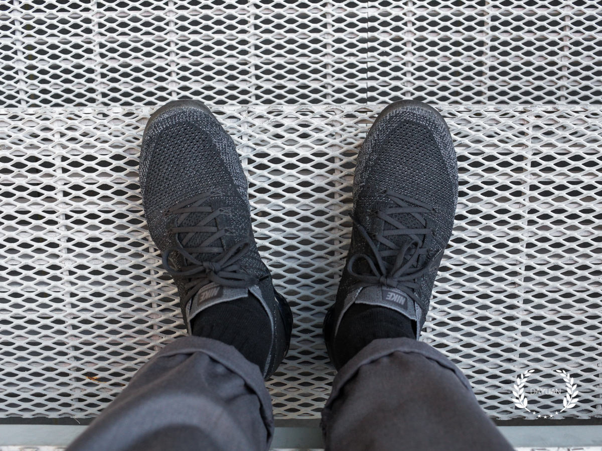 huge selection of 4e28b 92ec9 帥鞋|Nike Air VaporMax Triple Black 2.0入手心得與穿搭建議 ...
