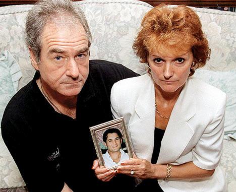 Ray dan Maureen Harvey, orang tua Lee Harvey