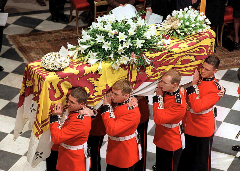 Royals Buried Westminster Abbey