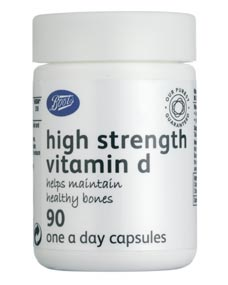 Vitamin D strenght