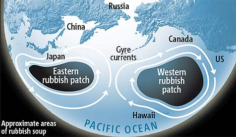 Pacific Plastic Soup