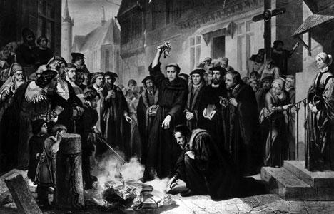 Resultado de imagen de martin luther visit to rome
