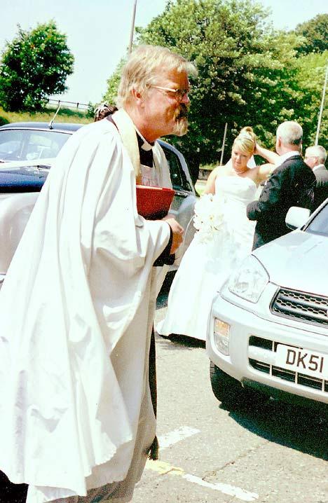 Canon Michael Ainsworth
