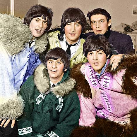 Beatles and Neil Aspinall
