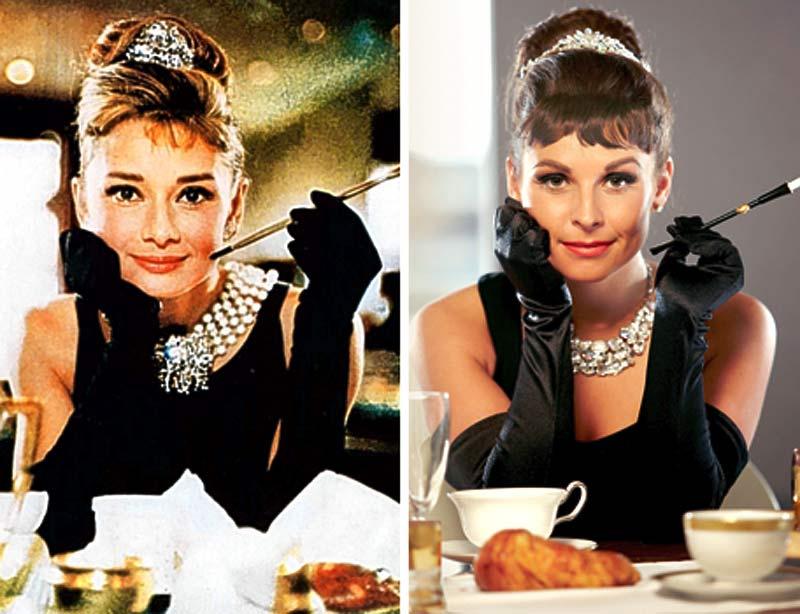 Audrey Hepburn Old Age