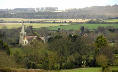 Martin village
