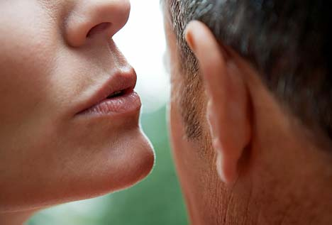 How a woman's voice becomes HIGHER - and more attractive - when she's most likely to conceive