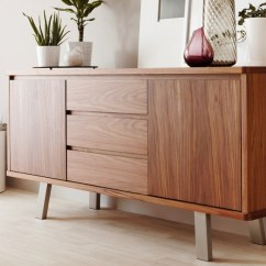 Dining Room Chairs Home Goods Swing Chair Mitre 10 Modern Walnut Sideboard  Veneer   Uk Deliverery