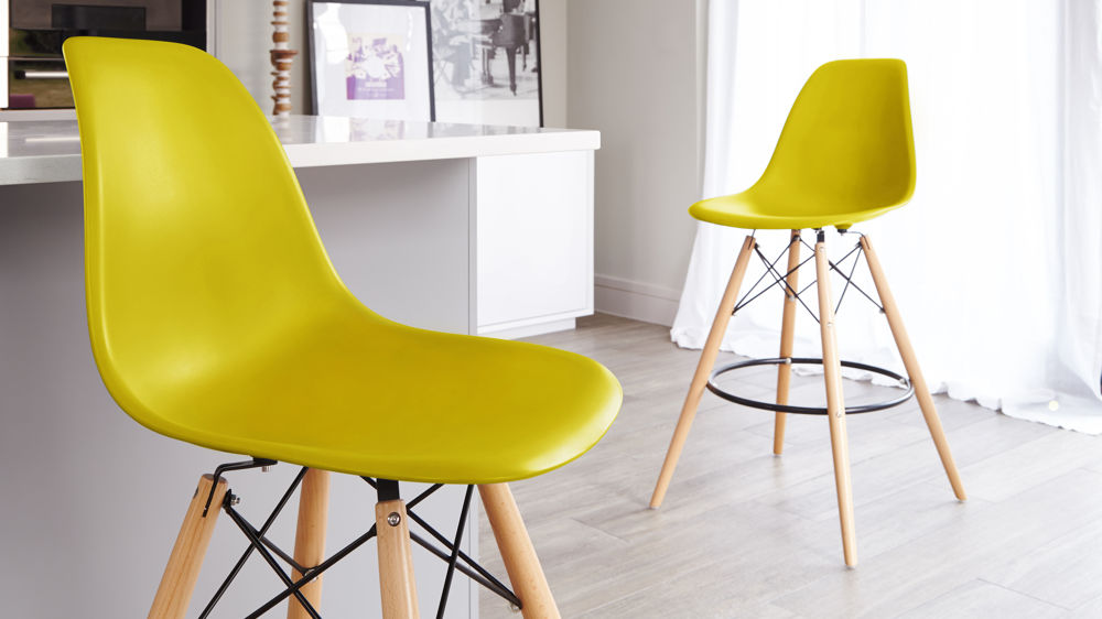eames style plastic chair zac folding replica bar stool high quality uk fast delivery