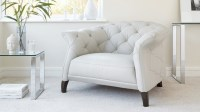 Modern Leather Armchair | Living Room Seating | Danetti UK
