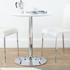 2 Seater Kitchen Table Set Rug Ideas Round White Gloss Dining Stackable Chairs Uk Small