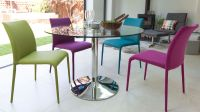 Modern Dining Tables, contemporary round kitchen table ...