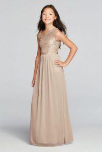Junior & Girls Bridesmaid Dresses | David's Bridal