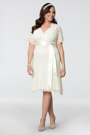 short 0 boho wedding dress kiyonna