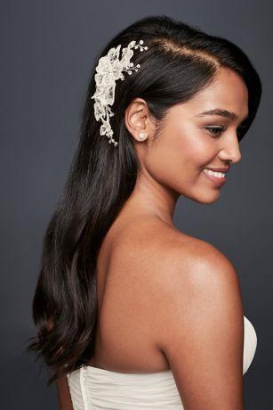 Bridal And Wedding Hair Combs Amp Clips Davids Bridal