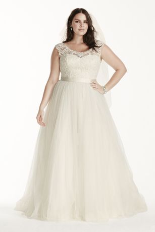 as is tulle plus